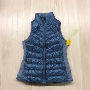 Tangerine women's vest size M. NWT!